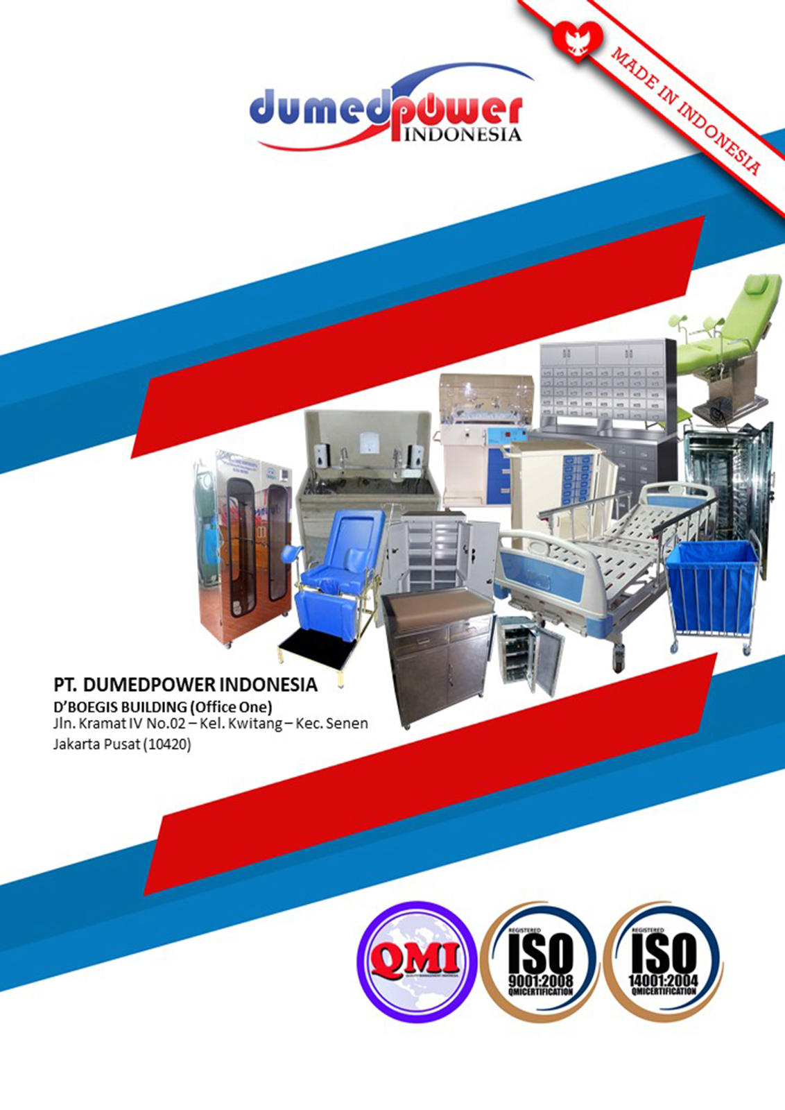 Company Profile PT DUMEDPOWER INDONESIA