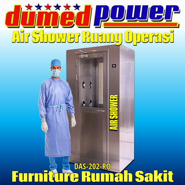 Air Shower Ruang Operasi DAS-202-RO