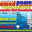 Jual Yodium Test/ Iodium Tes Murah | Uji Garam Iodiumataugaram beryodium